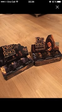 Lord of the rings TCG boostere Revetal, 3174