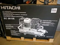 Wheelbarrow compressor Hitachi Andover, 55304