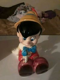 Vintage Pinocchio  brand new with box 80 b.o