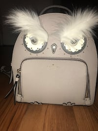Brand name owl mini backpack Kate'spade Calgary, T3J
