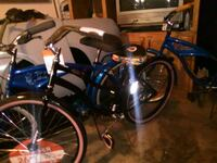 blue and black motorized bicycle Port Allen, 70767