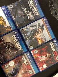 PS4 Games Markham, L3R 4M9