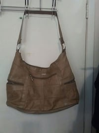 women's brown leather hobo bag Calgary, T2B 2C7