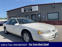 1996 Ford Thunderbird coupe LX Coupe 2D White