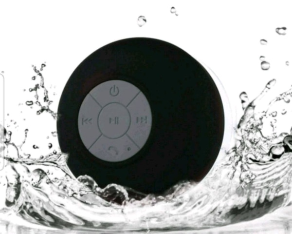 Brand new waterproof, wireless, bluetooth speake
