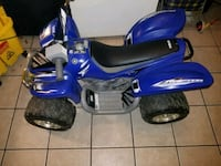 blue and black Yamaha ATV Louisville, 40214