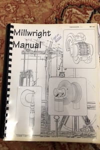COMPLETE MILLWRIGHT MANUAL AND PRACTICE QUESTIONS