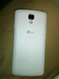 white LG android smartphone screenshot Indianapolis, 46237