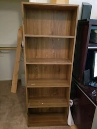 Bookcase. Located near 215 and Gibson  Henderson, 89012