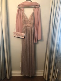 Le Chateau Dress with Shawl and Evening Bag Toronto, M9P 2K2