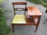 Antique phone chair old no games real wanters!!!! Cumberland, 21502