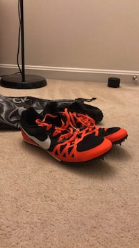 Nike track spikes. size 9.5 or size 41 european Rockville, 20853