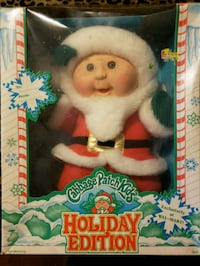 Cabbage Patch Kid 1992 Holiday Edition  Leavenworth, 66048