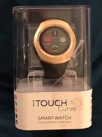 Itouch smart watch brand new in box  202 mi