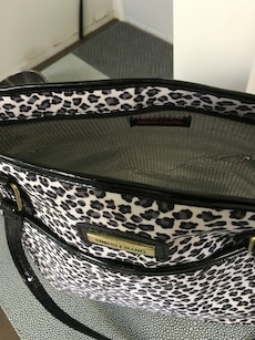 Simon Chang designer lunch bag (insulated & zippered)