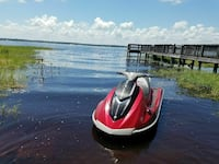 3 person 2012 Yamaha VXR with reverse
