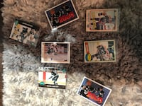 Rare Gretzky and Lemieux cards from 1980's . Great condition. In protection cases Surrey, V3S 7Y3