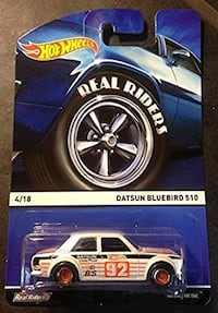 Hot Wheels Heritage, Datsun Bluebird 510