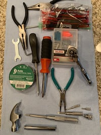 Lot of misc tool lot  Sioux Falls, 57110