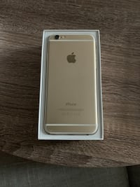 Gold iPhone 6 16gb Mississauga, L4Z 0A4