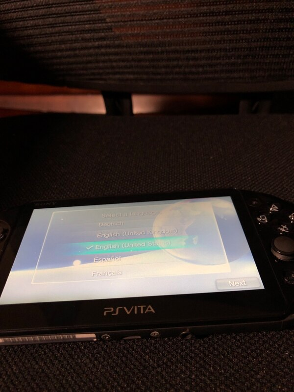 Barely Used PS Vita + 2 games and charging cables. c4aba55a-a673-43b5-a871-e60fcfed1062