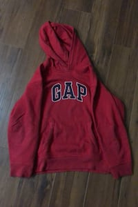 Boys sz large gap hoodie  in new condition