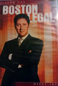 Boston Legal Season 1 Murray, 84107