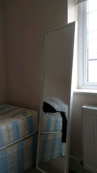 white wooden framed glass door Greater London, W3 7RG