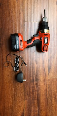 red and black cordless hand drill Lake Forest, 92630