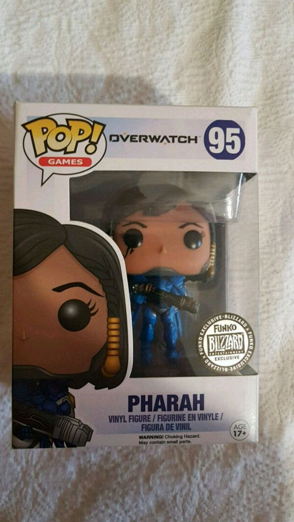 Overwatch Pharah Blizzard Store Exclusive Funko