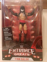 WWE Entrance Greats Finn Balor Action Figure