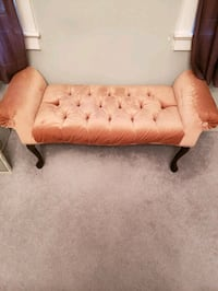 Upholstered Bench for Bedroom or Hallway. Brooklyn