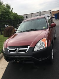Honda - CR-V - 2002 Sterling, 20166