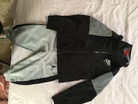 black and gray zip-up jacket Temple Hills, 20748