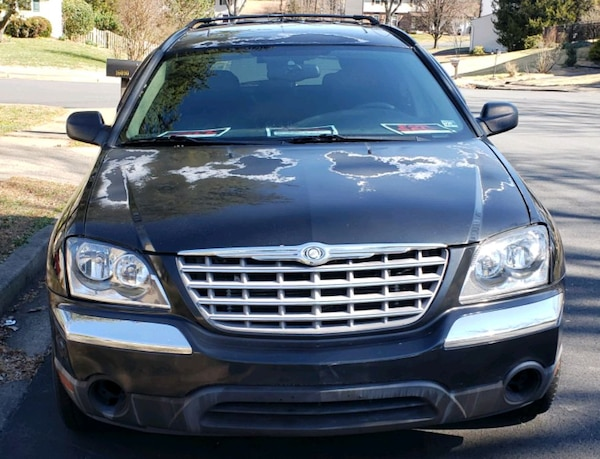 2004 Chrysler Pacifica AWD 9