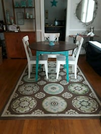 Repurposed and reloved dining table and 4 chairs Richmond, 23228