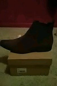 Brown suede Chelsea boots Columbus, 31907