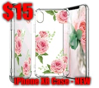 white and pink floral iPhone case Ocala, 34474
