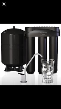 Kinetico drinking  water filter  system New Sherwood Park, T8H 0W2