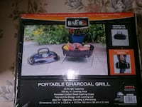 Bar-B-Q portable charcoal grill box Baltimore, 21214