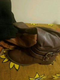3 pairs Size 6.5 boots worn but in perfect condition