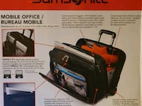 Brand new samsonite mobile office Brampton, L7A