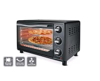 Ambiano countertop convection oven West Des Moines, 50265
