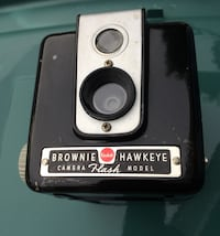 Vintage Kodak Brownie Hawkeye Camera Flash Shorewood, 53211