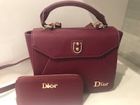 Brand new Dior bag with wallet  Guelph, N1G