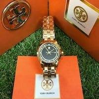 Auth Tory Burch watch with manual box  Parañaque
