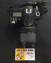 NIKON D90 18-105MM CAMERA WITH ACCESSORIES Toronto, M1H 2A4