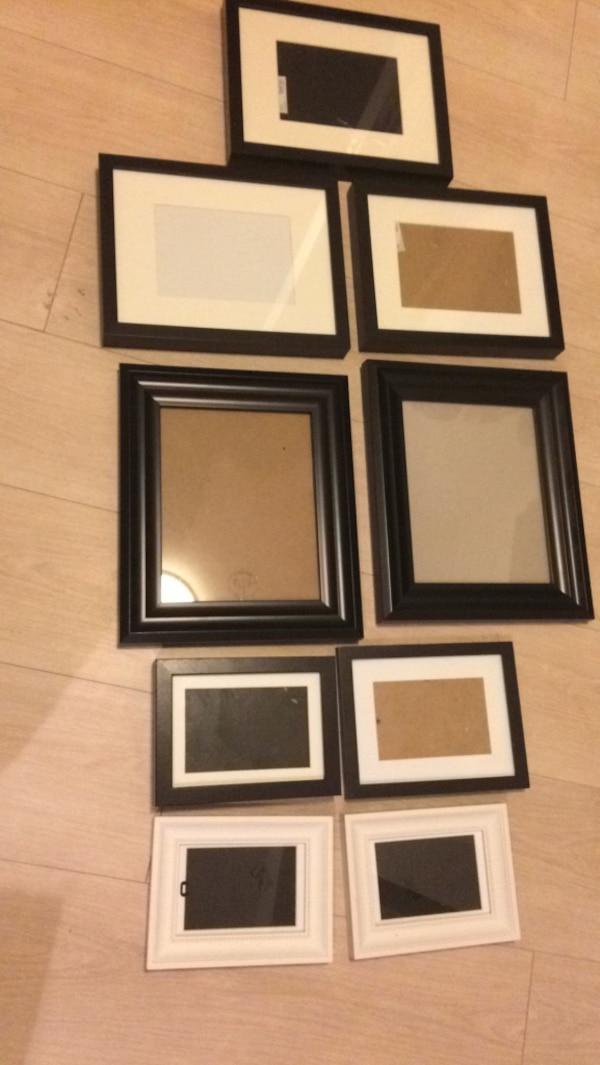 Misc. picture frames
