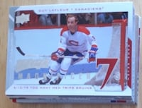 42 Variety Canadiens  Cards... $5 Firm For 42 Cards. Calgary