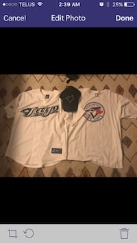 Authentic Blue Jays Jersey/Shirt